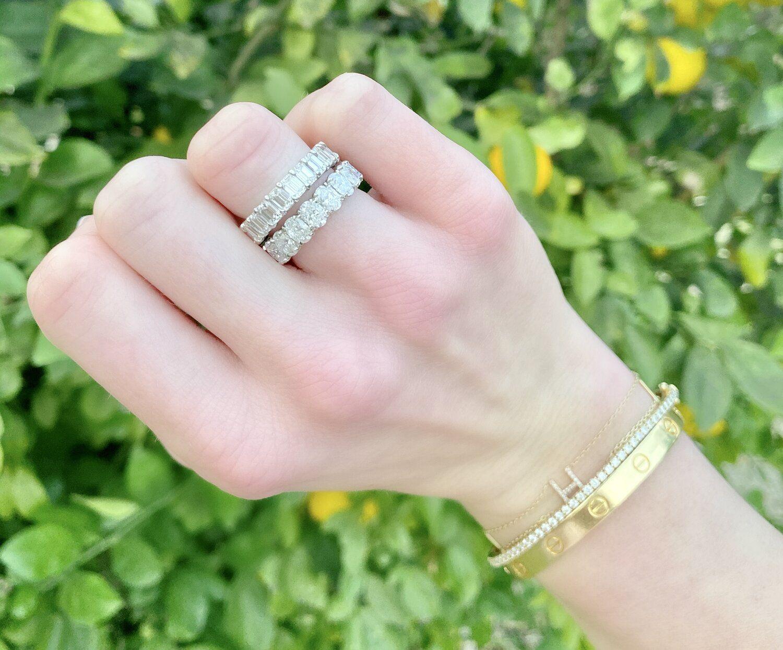 #diamond #diamondring #weddingband #engagement #engagementring #diamondaupair