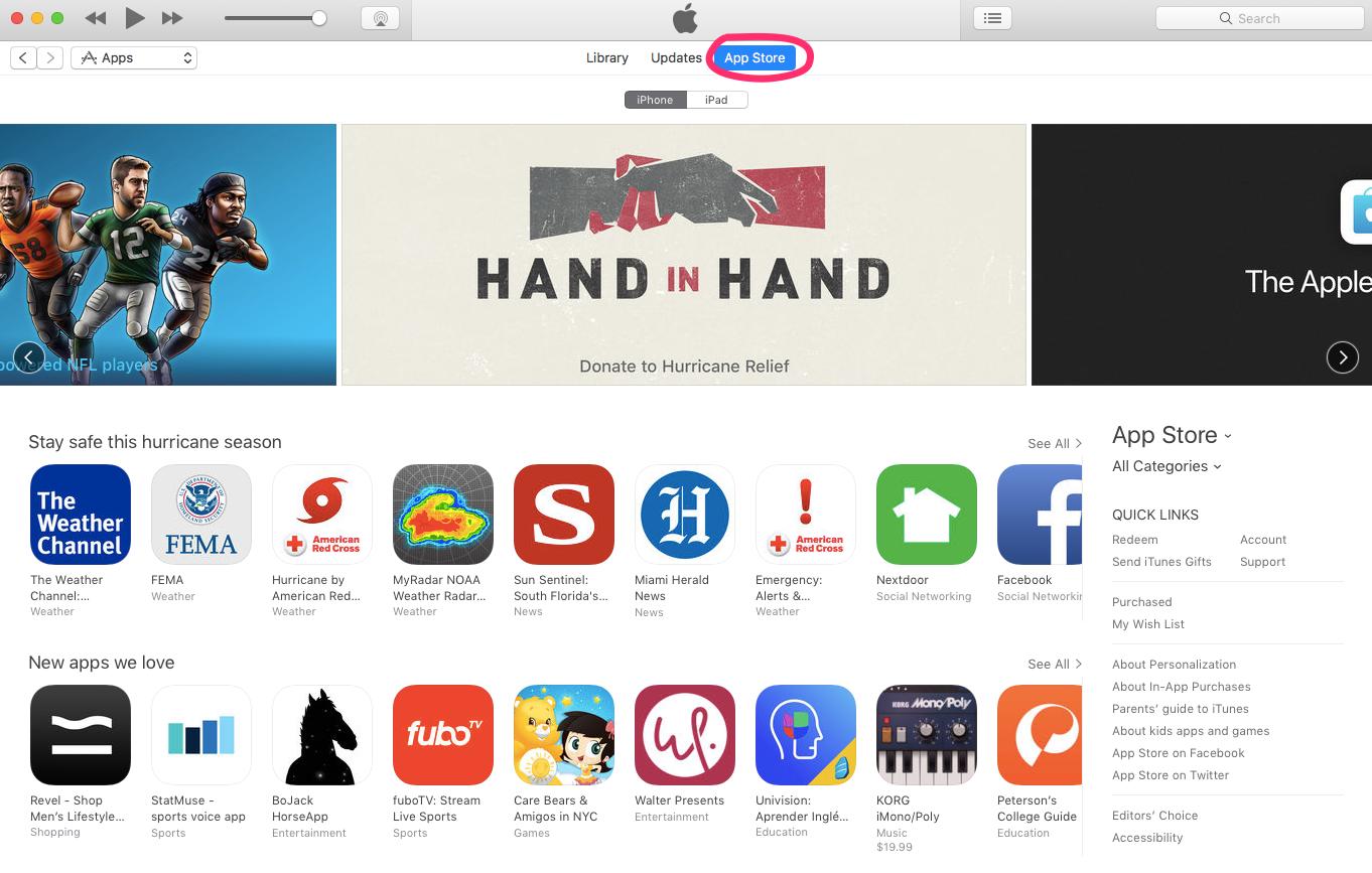 d8dd51d15f8d2cbf861a56641747dac4 - How Do I Get To The App Store In Itunes