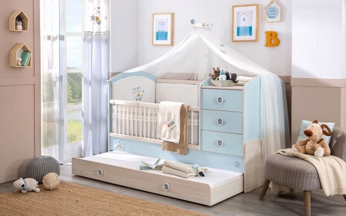 Modele Chambre Bebe Garcon. Full Size Of Salons Peinture Collection ...