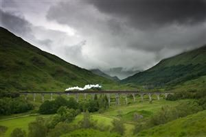 absolutescotland:    Glenfinnan by King-Photography on Flickr.