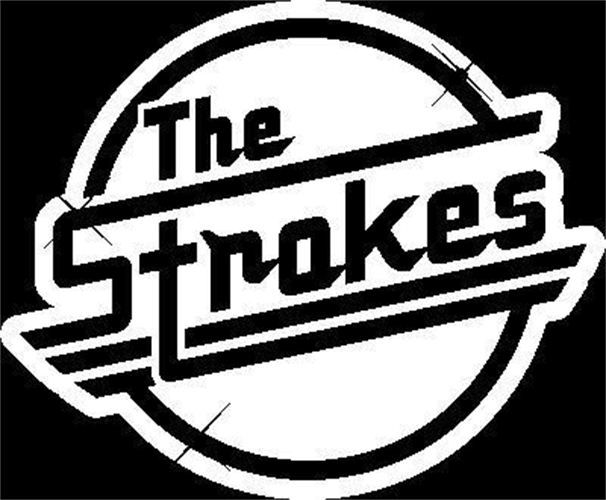 Band sticker decal the strakes