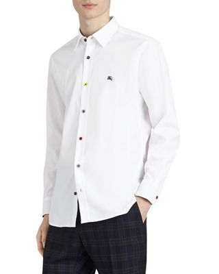 675de93f Men's William Poplin Sport Shirt | Products | Sports shirts ...