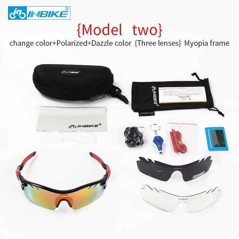 f623095e52 polarized photochromic cycling glasses riding bike bicycle eyewear outdoor sport  sunglasses for men and woman IG16916