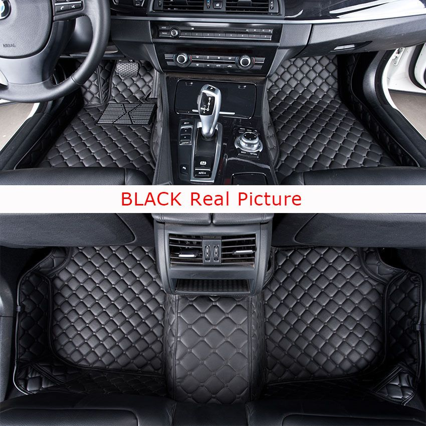 Car Floor Mats For Vw Golf Touran Tiguan Jetta Passat Vw Cc Scirocco Touareg Car Foot Mats Carpets Rug Customized Carpe Car Floor Mats Custom Carpet Car Carpet