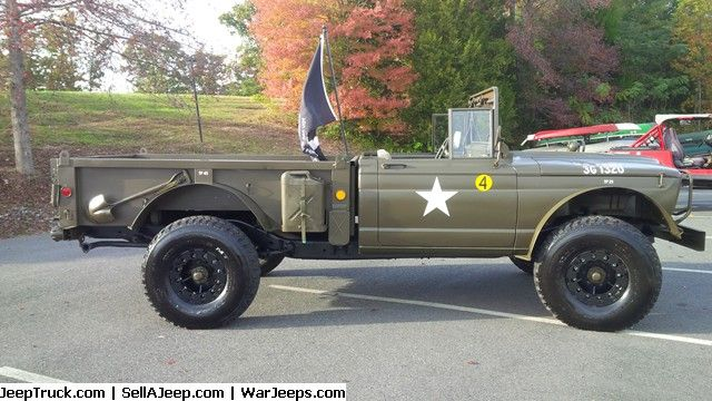 Looking To Trade 1967 Jeep M 715 For Willys Jeep Driver Willys