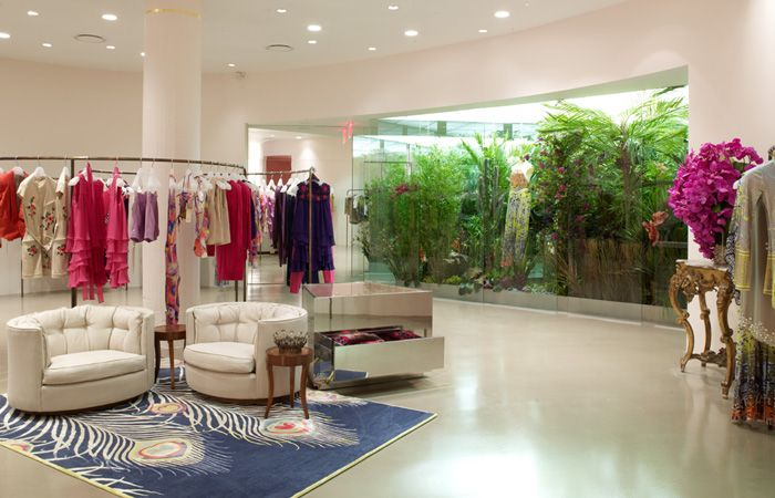 Ladies Clothing Store Interiors