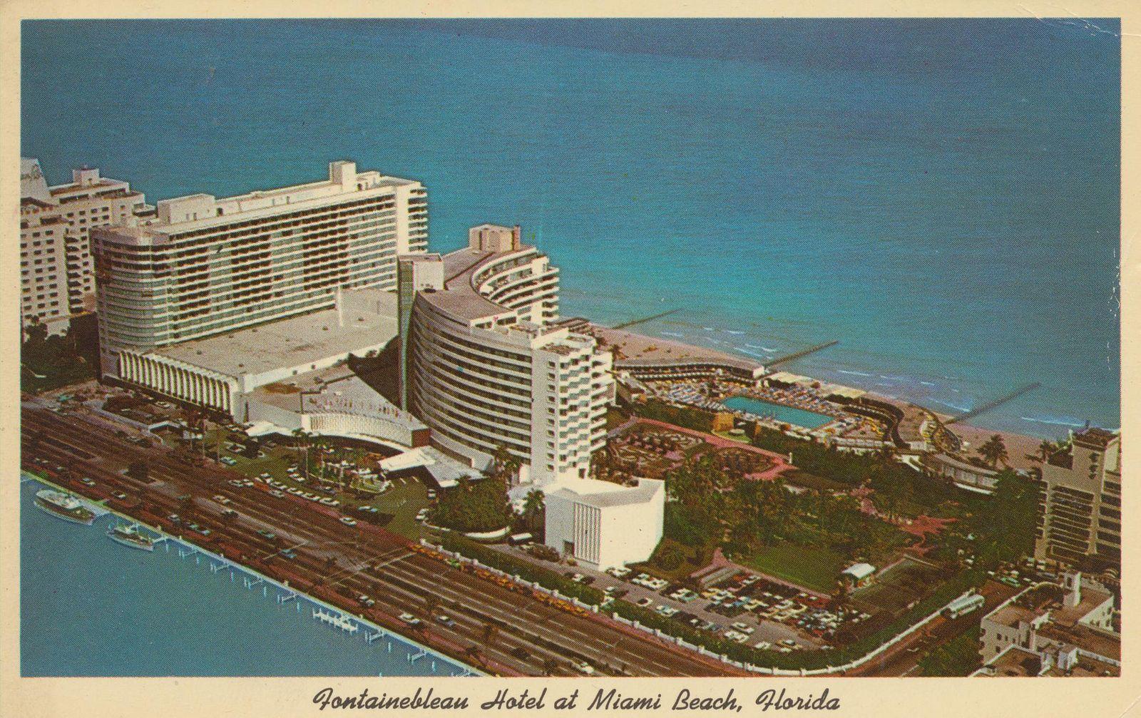 fontainebleau hotel - miami beach, florida | miami beach