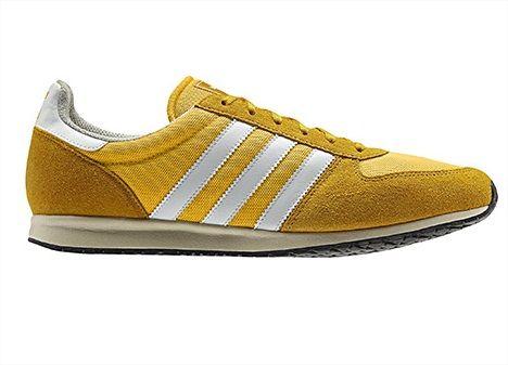 zapatillas adidas amarillas hombre
