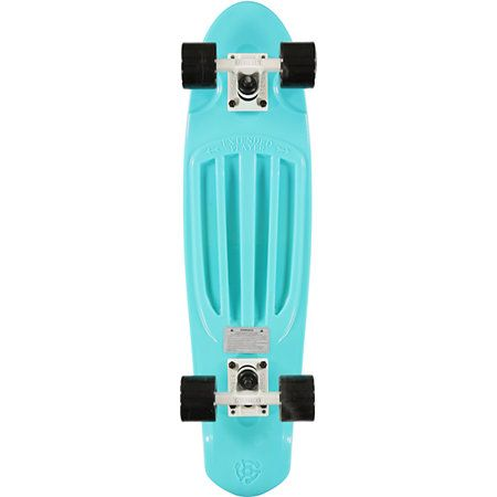 Stereo Ep 27 Quot Tiffany Blue Cruiser Complete Skateboard
