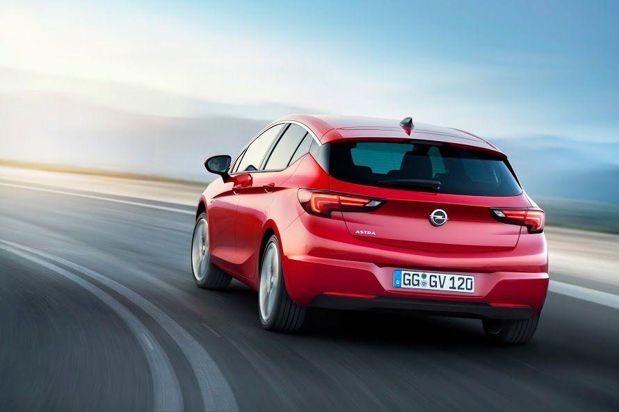 2016 Opel Astra New Car Photo Opel Vauxhall