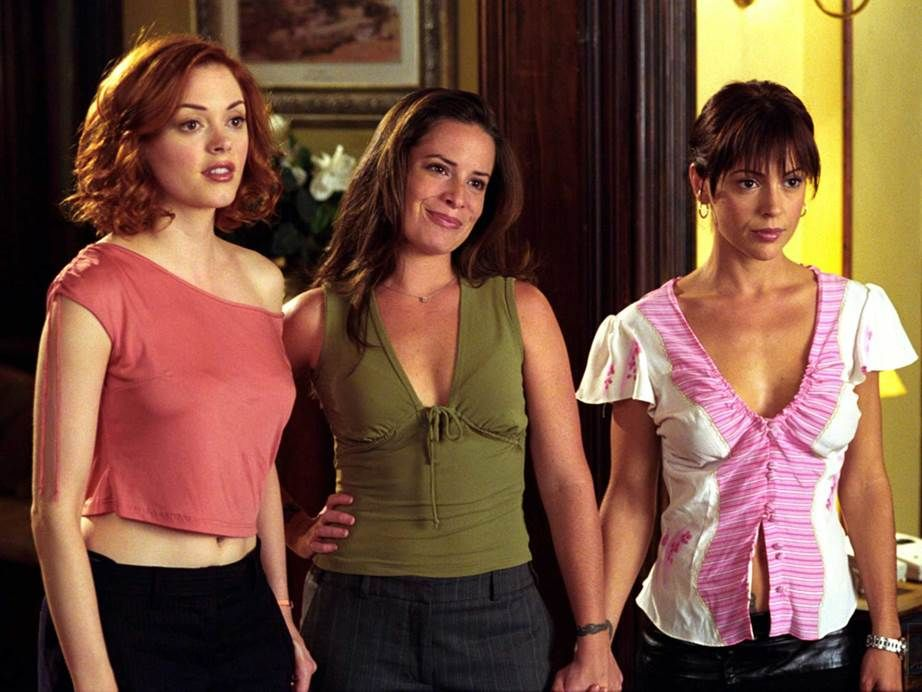 90s And 00s Tv Show Fashion Moments Charmed Charmed Tv Show