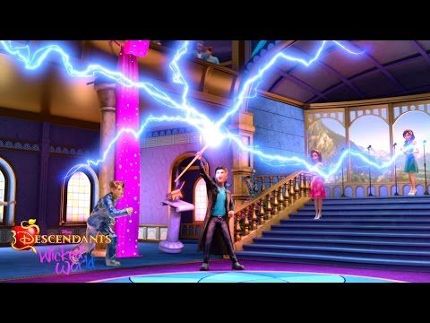 Episode 28 Party Crasher Descendants Wicked World Youtube