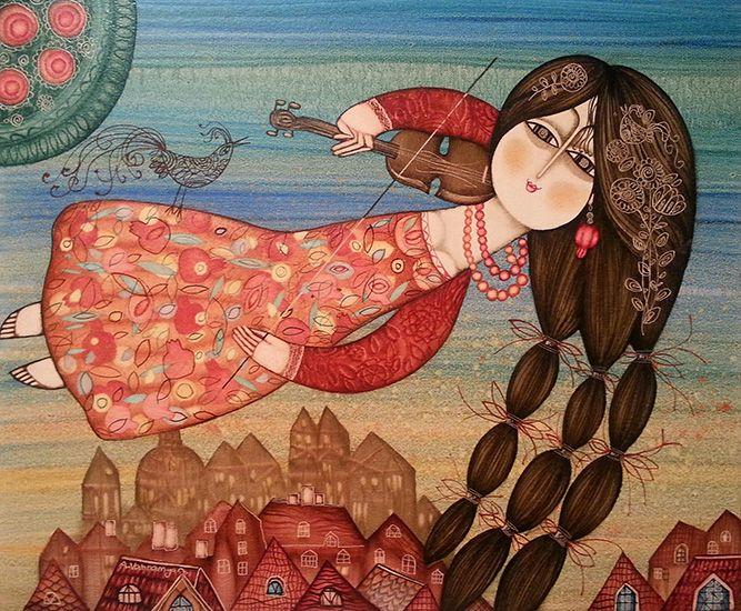 The official site of painter Armen Vahramyan | armenian ...