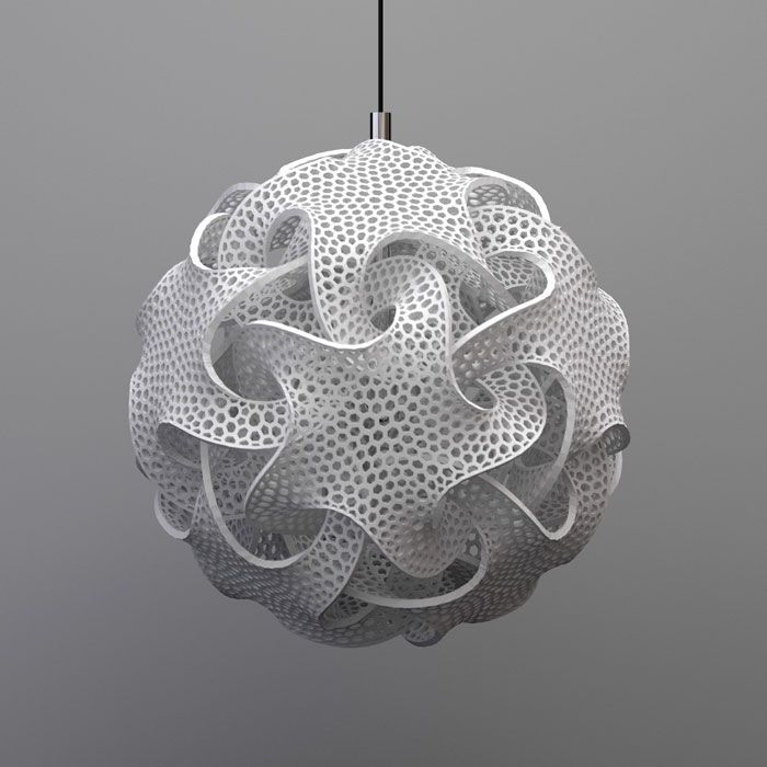 3d Printer Furniture Google Search Pendelleuchte Lampen Und Innenbeleuchtung
