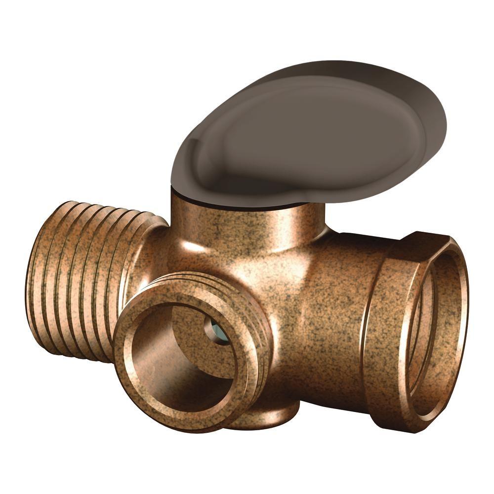 Moen Shower Arm Diverter In Antique Bronze Shower Arm Oil