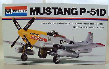 North American Mustang P-51 ~ BFD