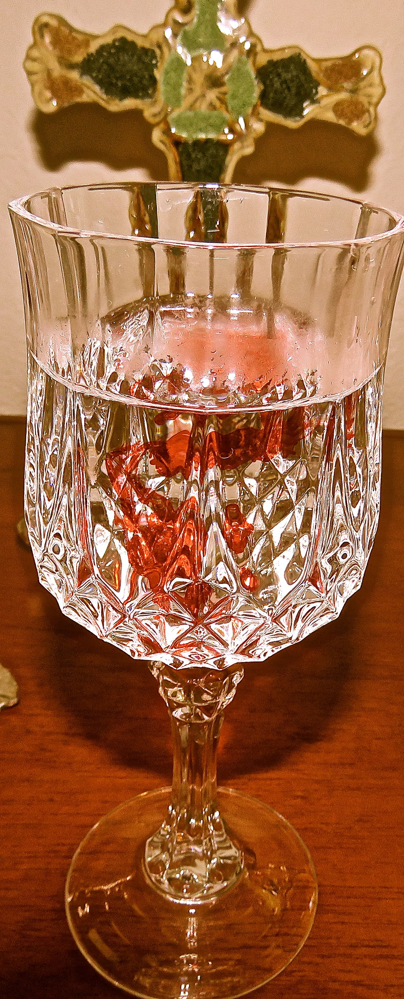 Water Color Glass Interesting Photography