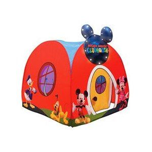 Playhut Mickey Mouse Clubhouse Super Play House by Fabulous Five via Flickr  sc 1 st  Pinterest & Playhut Mickey Mouse Clubhouse Super Play House by Fabulous Five ...