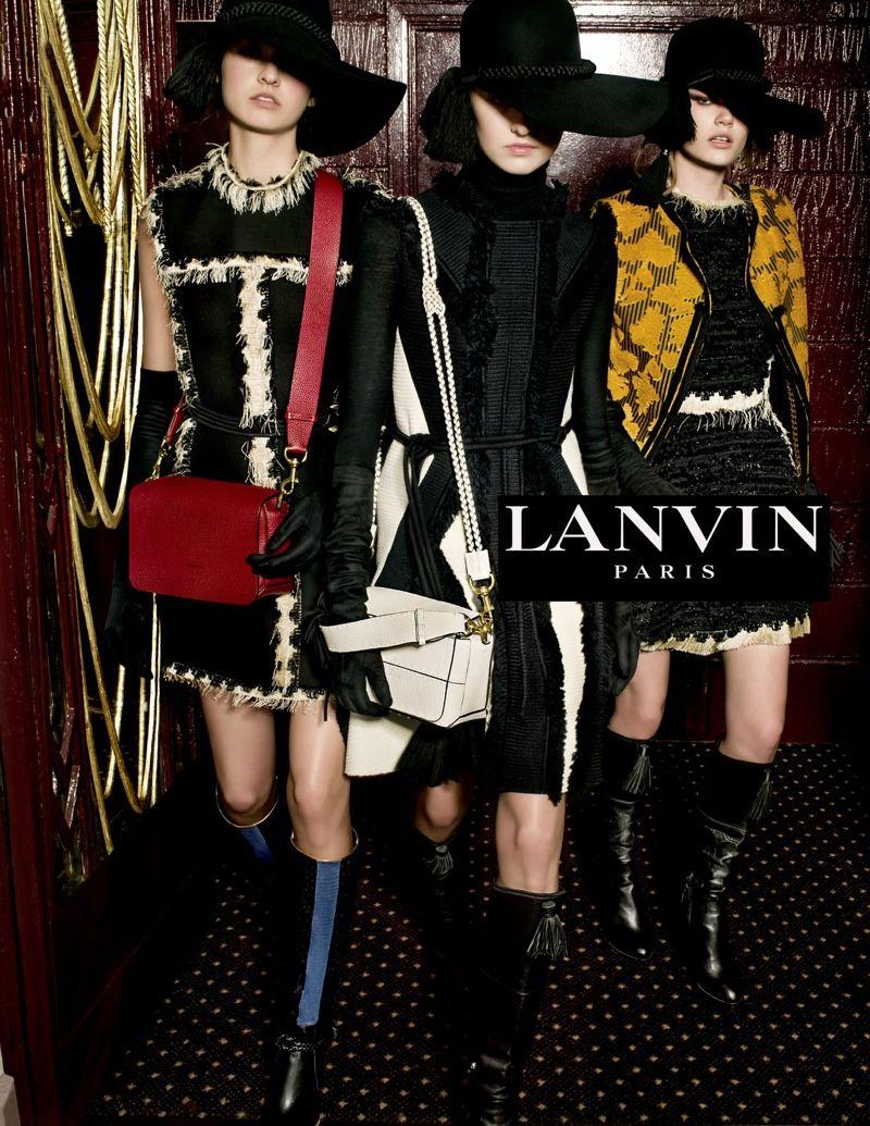 #Lanvin #Fall #2015 #Ad #Campaign