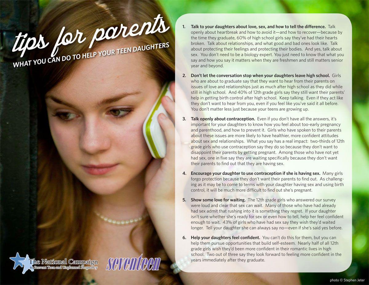 Parenting Tips The Tips Regarding Teenager Daughter The Best Way