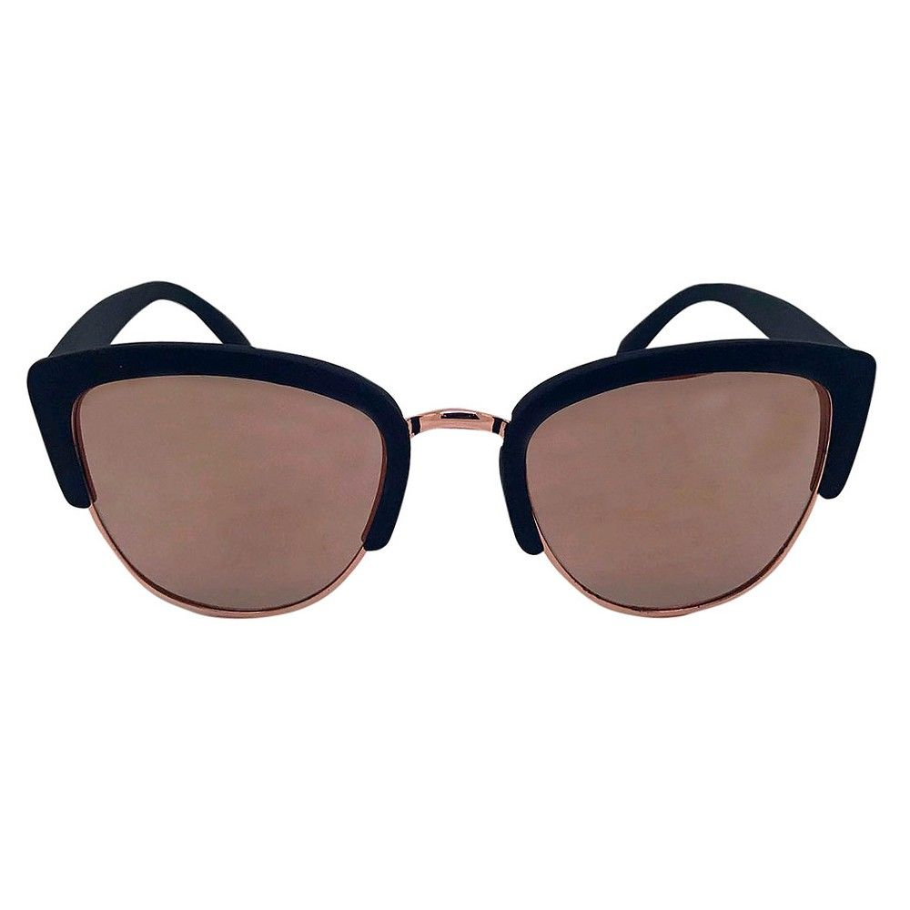 6baa07214c8 Women s Cateye Sunglasses - A New Day Black
