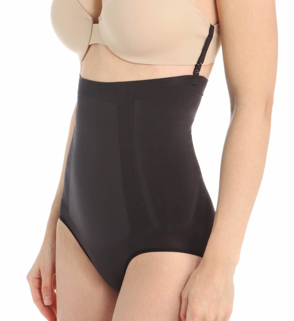 Oncore High Waisted High Control Brief - Black Spanx Clearance The Cheapest With Mastercard Online Aberdeen Outlet For Cheap Geniue Stockist Online Vz3AQ