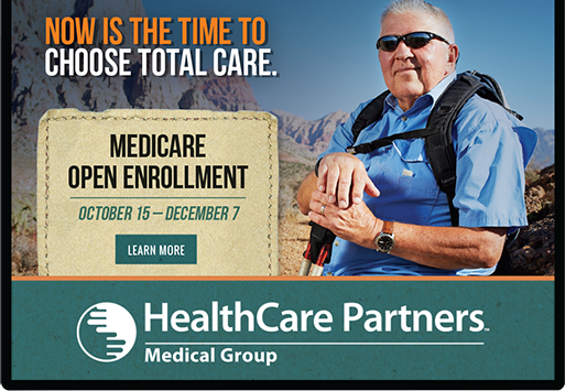 Southern Nevada health clinics HealthCare Partners