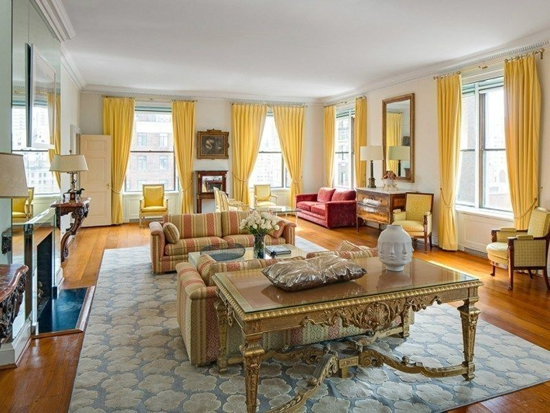 new york: frankreich verkauft ein luxusapartment für 48 millionen, Innenarchitektur ideen