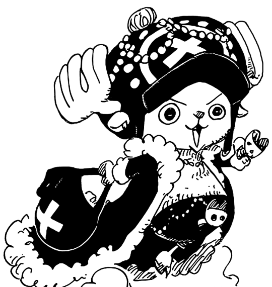 Image result for one piece manga chopper
