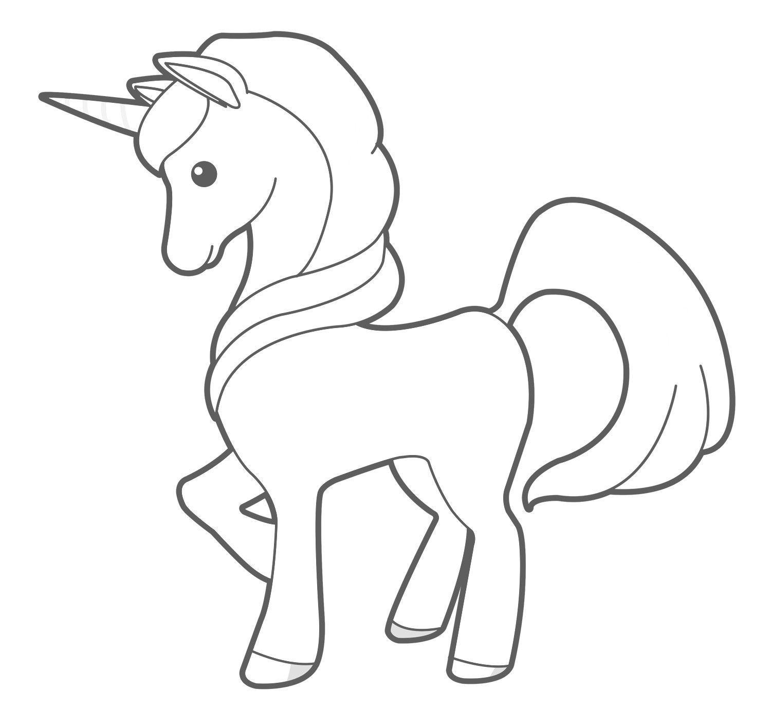 Unicorn Coloring Page Unicorn Coloring Pages Coloring Pages Drawings