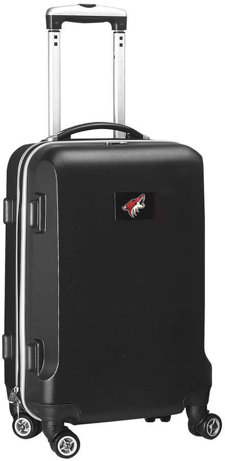 cfcaf5964774 Denco Sports Luggage Arizona Coyotes 19 1/2-in. Hardside Spinner ...