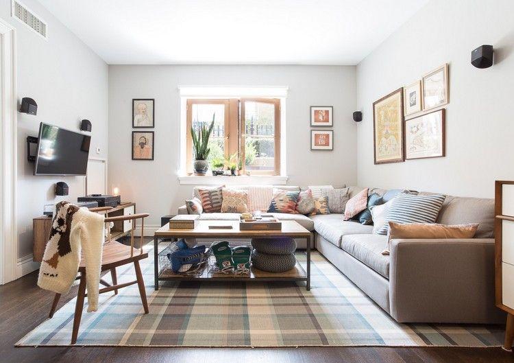 Position der Lautsprecher im Wohnzimmer für guten Sound Living