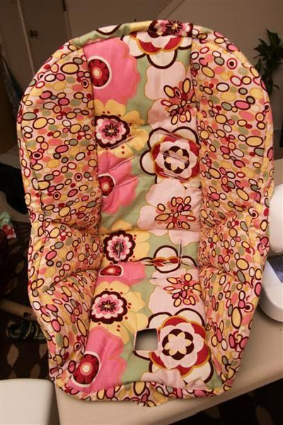 Fantastic A Craft A Day Infant Car Seat Cover Tutorial Diy Baby Gmtry Best Dining Table And Chair Ideas Images Gmtryco