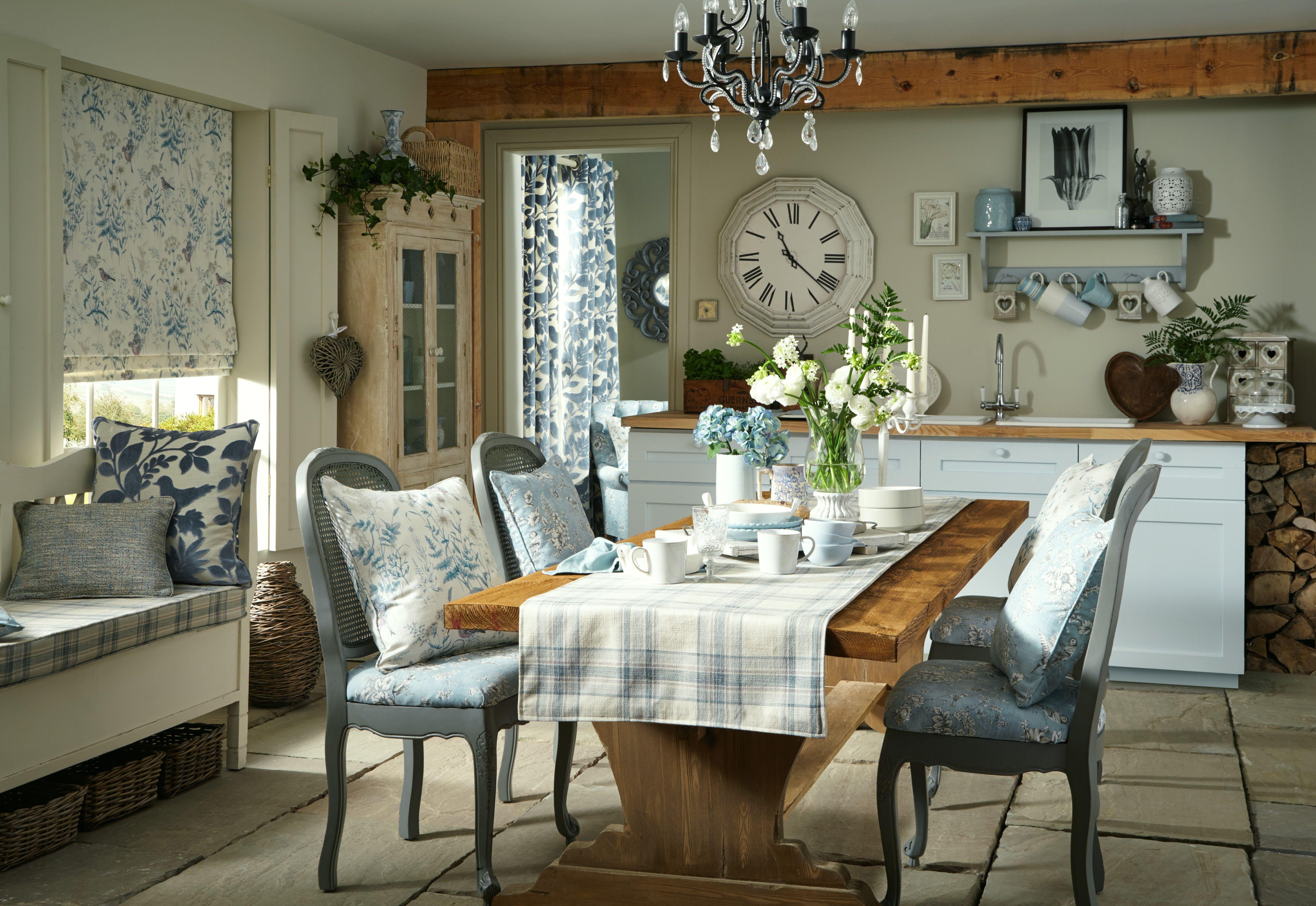 Countryside kitchen ideas - Kitchen decor - Interior design kitchen ...
