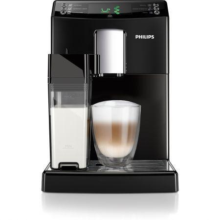 Espreso Mashina Philips Hd8834 09 Avtomatichna Ustrojstvo Za Pyana Cappuccino Keramichna Melachka Samopochistvane 15 Bara 1 8 L Sd Za Mlyako 0 5 L Cherna Espresso Machine Coffee Maker Coffee