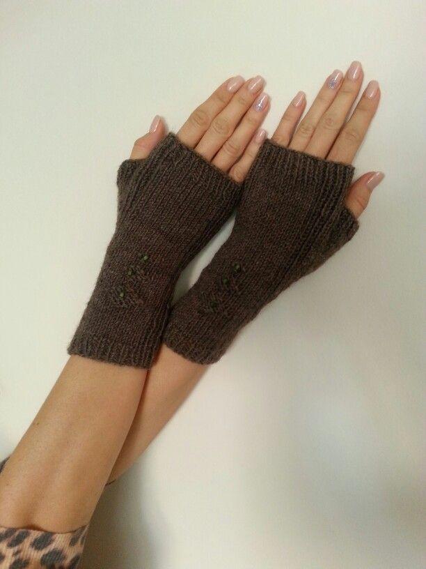 İlk ördüğüm eldiven