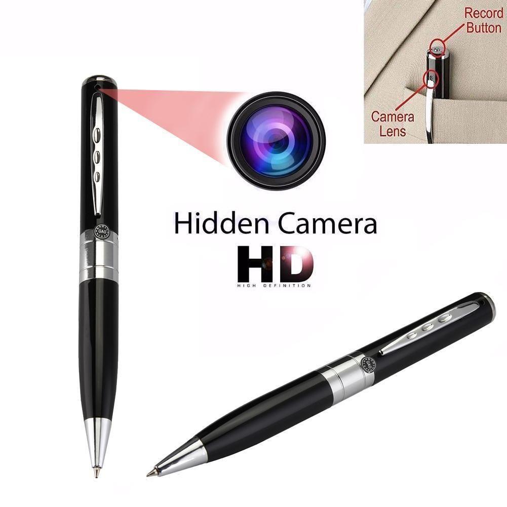 1080P HD Pocket Mini DV Hidden Spy Pen Camera Video Audio Recorder Camcorder DE.