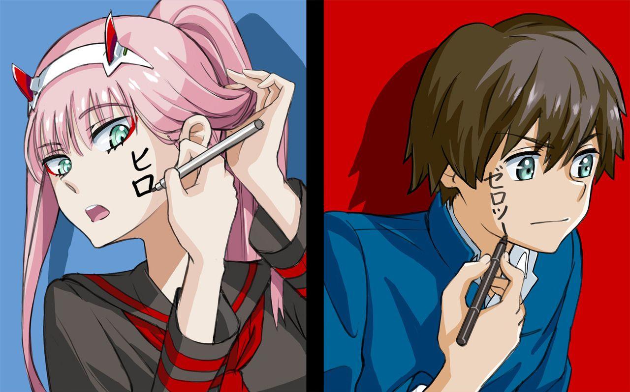 Darling In The Franxx (com imagens) | Personagens de anime ...
