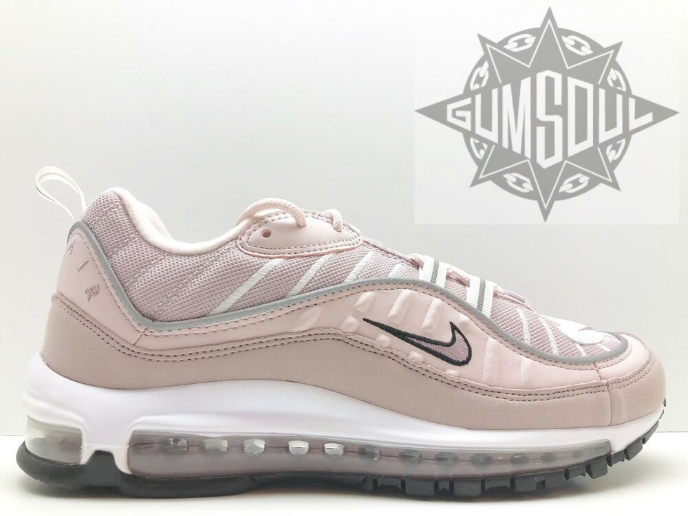 save off 176ec f10b3 WMNS W NIKE AIR MAX 98 BARELY ROSE ELEMENTAL LIGHT PINK ...