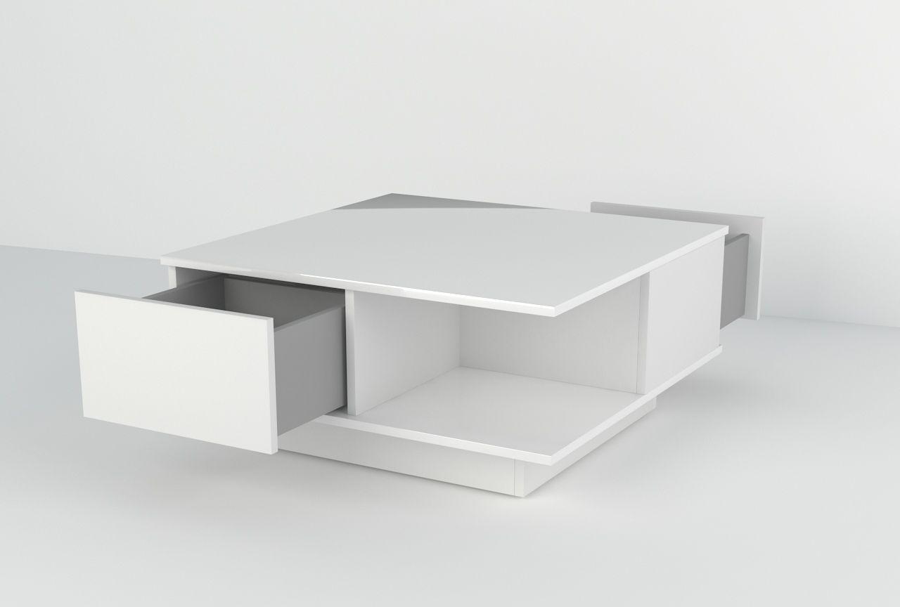 Stolik Kawowy Lawa Chrom Stal Szklo 90x50 Glamour Side Table Decor Home Decor