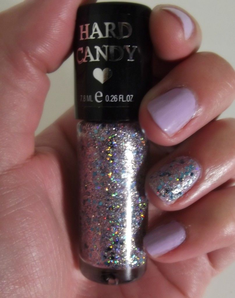 Love the Sparkle and Shine from the New Hard Candy Nail Polish Line ...