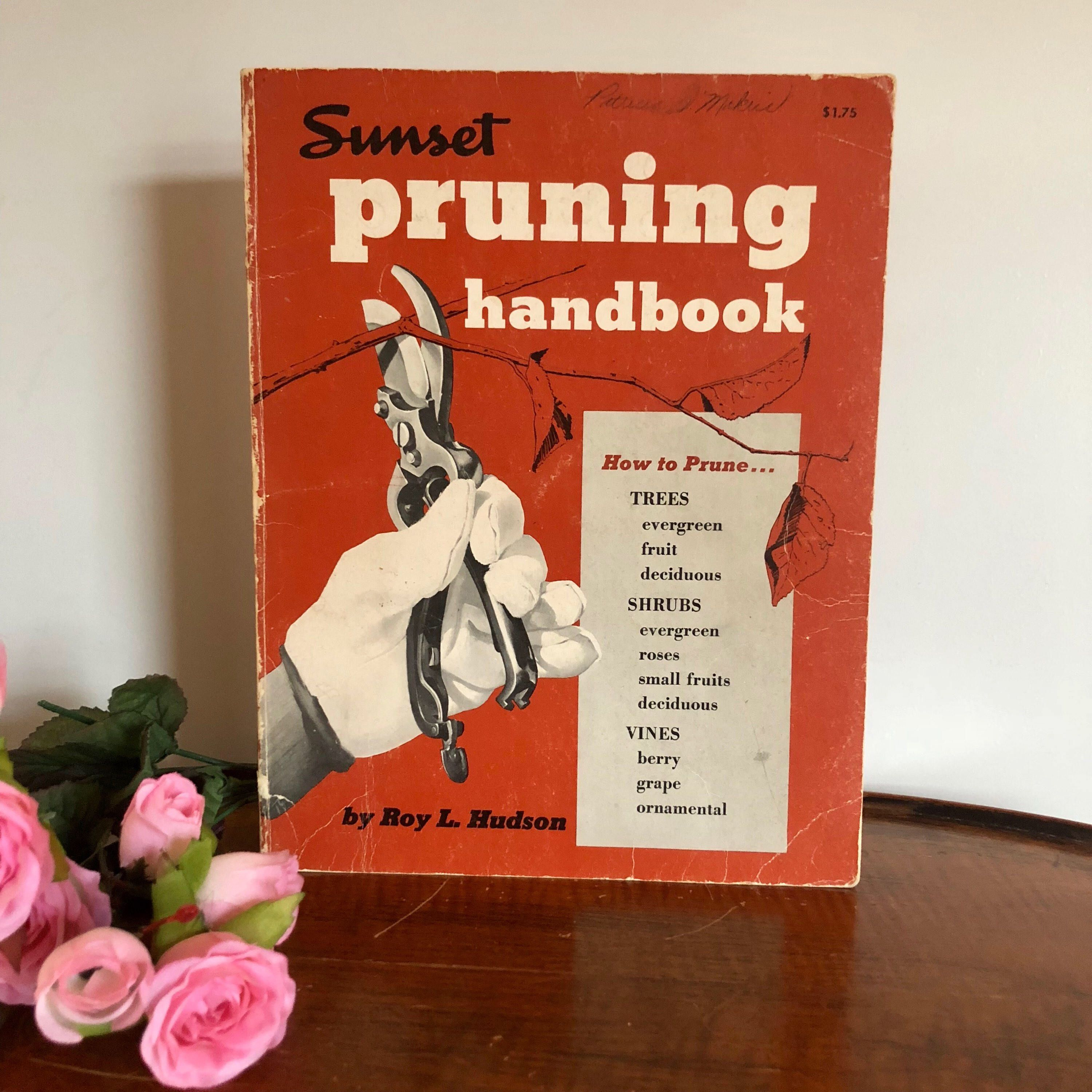 1960s horticulture pruning guide book sunset book magazine pruning 1960s horticulture pruning guide book sunset book magazine pruning handbook by roy l hudson solutioingenieria Image collections