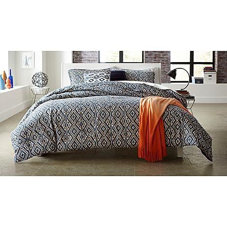 Attention 5 Piece Comforter Set Diamond Basket Bedroom Decor Comforter Sets Bed