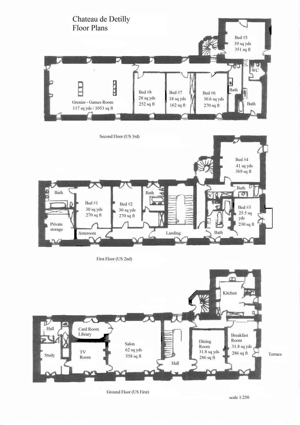 french chateau house plans chateau floor plans recherche 46161 potential 17760
