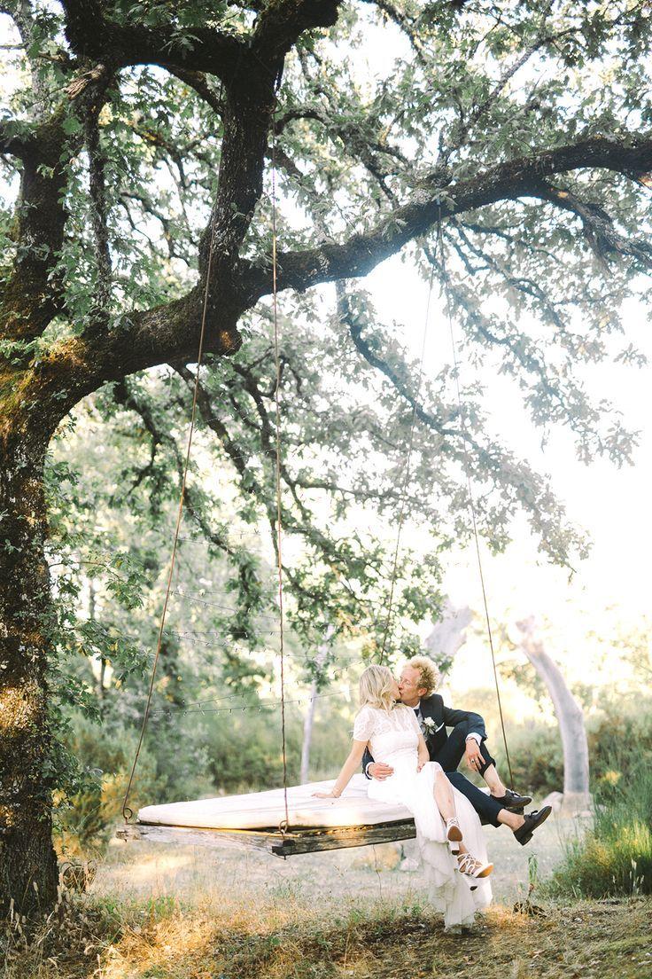 Intimate Destination Tuscany Wedding For 60 Guests With Images Tuscany Wedding Dream Wedding Wedding Swing