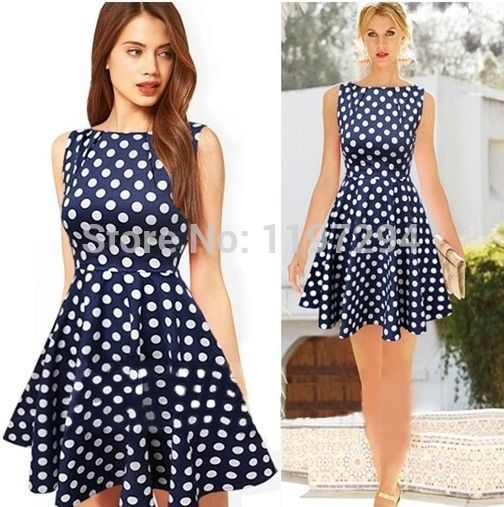 Spring Casual Dresses 2015