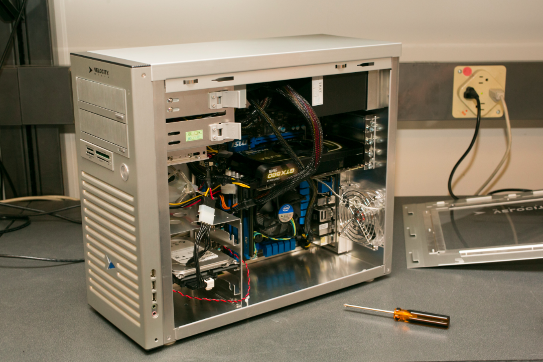 How to build your own computer tech computer build and computer how to build your own computer solutioingenieria Images