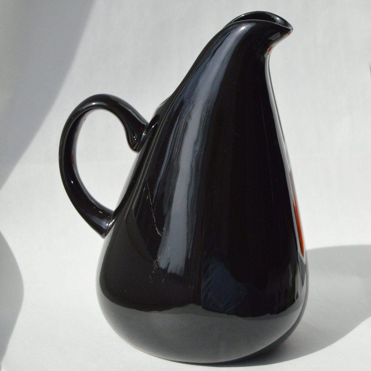 Russel Wright Noir Ceramic Pitcher in 2020 Russel wright