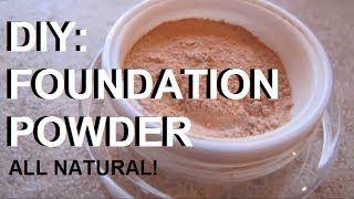 diy natural makeup - YouTube