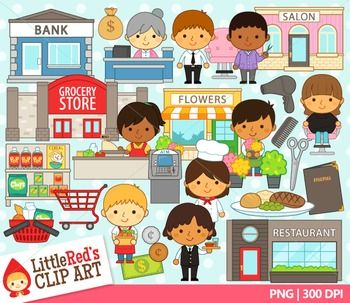Clip Art Shopkeeper Clipart - Best Point Of Sale Marketing , Free  Transparent Clipart - ClipartKey